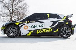 Coche de Timur Timerzyanov, GRX Taneco team