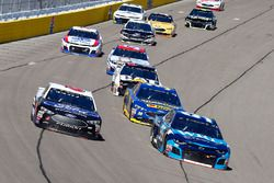 Kasey Kahne, Leavine Family Racing, Chevrolet Camaro Procore e Trevor Bayne, Roush Fenway Racing, Ford Fusion Ford