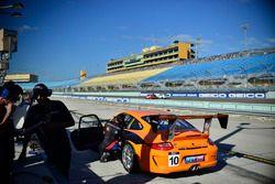 #10 MP1B Porsche GT3 Cup, Bart Collins, TLM Racing