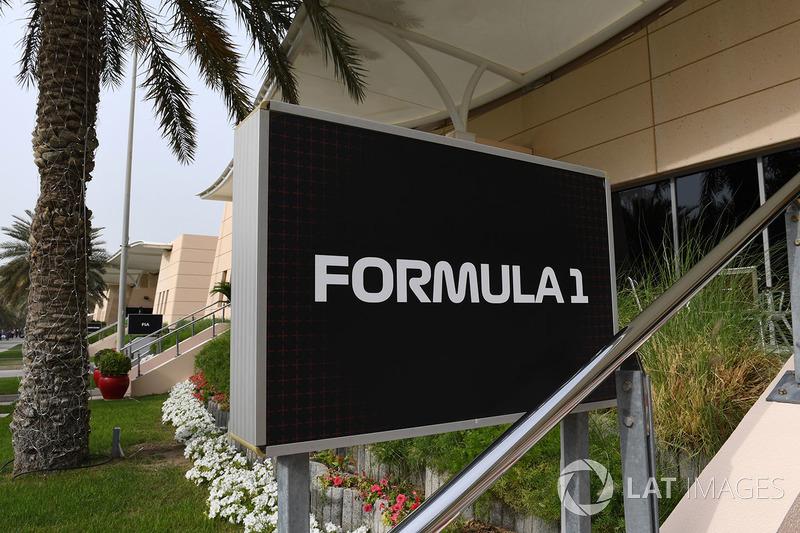 Bangunan tim F1