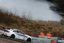 #43 Century Motorsport BMW M4 GT4: Jack Mitchell, Ricky Collard