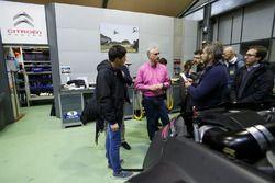 Технический координатор Citroen Racing Дидье Клеман