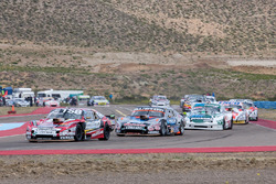 Jose Manuel Urcera, Las Toscas Racing Chevrolet, Christian Ledesma, Las Toscas Racing Chevrolet, Car