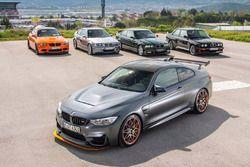 BMW M3 Line-up