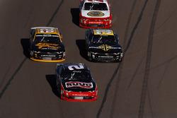 Austin Dillon, Richard Childress Racing Chevrolet, Brendan Gaughan, Richard Childress Racing Chevrol