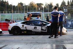 #48 Antonelli Motorsport : Juan Perez, Corey Lewis