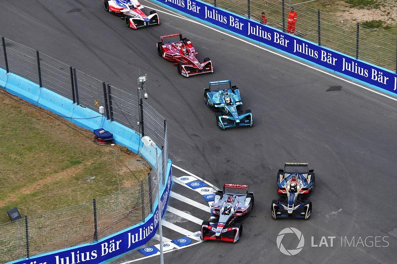 Maro Engel, Venturi Formula E Team, pasa a Andre Lotterer, Techeetah