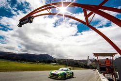 Race winners #8 Mercedes AMG GT3: Max Twigg, Tony D'Alberto