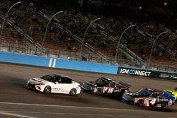 Christopher Bell, Kyle Busch Motorsports Toyota, Noah Gragson, Kyle Busch Motorsports Toyota