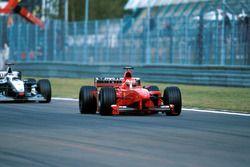 Эдди Ирвайн, Ferrari F399