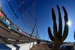 Renn-Action beim Xfinity-Rennen in Phoenix