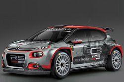 ألوان سيارة سيتروين سي3 آر5