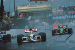 Риккардо Патрезе, Williams FW13