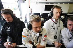 Kevin Magnussen, test pilotu, McLaren