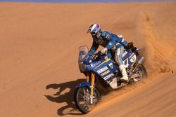Stephane Peterhansel, Yamaha Tener 750
