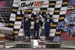 LMP3 Gentlemen class podium