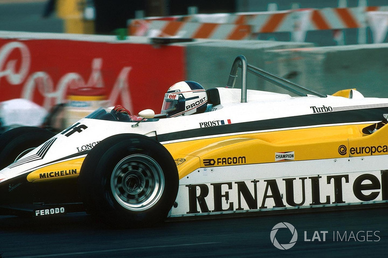 Alain Prost, Renault RE30B