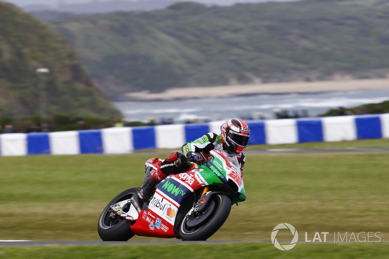 19. Sam Lowes, Aprilia Racing Team Gresini