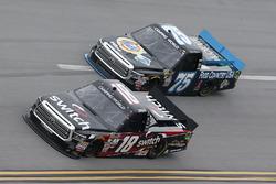 Noah Gragson, Kyle Busch Motorsports Toyota Parker Kligerman, Henderson Motorsports Toyota