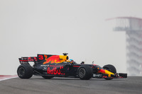 Daniel Ricciardo, Red Bull Racing RB13 spins