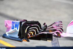 Aileron avant de la Force India VJM11