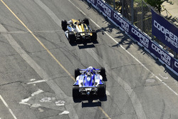 James Hinchcliffe, Schmidt Peterson Motorsports Honda, Charlie Kimball, Carlin Chevrolet
