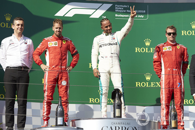 2018: Lewis Hamilton