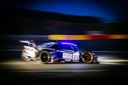 #28 Daiko Lazarus Racing Lamborghini Huracan GT3: Stefano Gattuso, Arno Santamato, Fabrizio Crestani, Nicolas Pohler