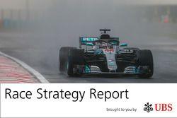 James Allen Race Strategy Report - GP van Hongarije