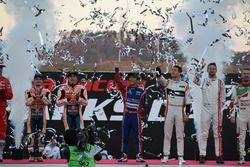 Honda Racing THANKS DAY 2017, завершение мероприятия