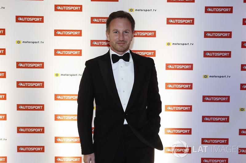 Christian Horner, jefe de Red Bull Racing