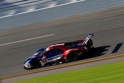 #66 Ford Performance Chip Ganassi Racing Ford GT: Joey Hand, Dirk Müller, Sebastien Bourdais