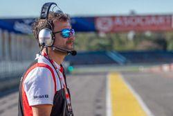 Juan Manuel Castelli, CEO de la Porsche GT3 Cup Trophy Argentina
