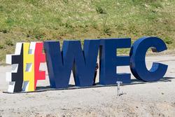 WEC hashtag logo