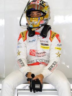 Набиль Жеффри, Jackie Chan DC Racing