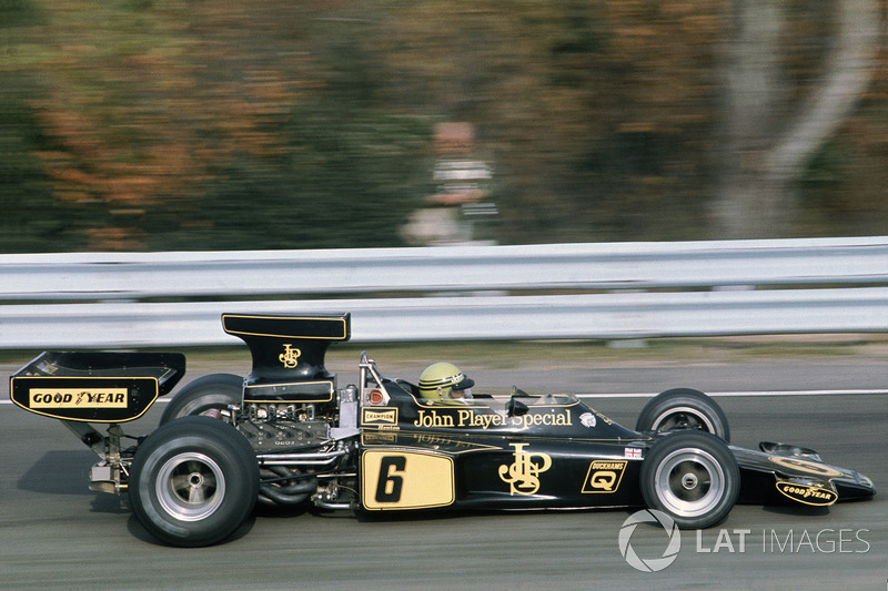 Brian Henton - 19 GPs