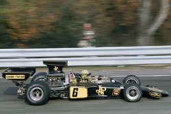 Brian Henton, Lotus 72F Ford