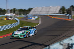 #5 Bodymotion Racing, Porsche Cayman GT4 MR, GS: Stevan McAleer, Joe Robillard