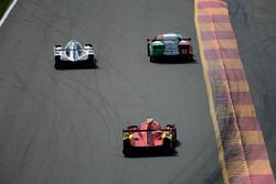 #54 CORE autosport ORECA LMP2, P: Jon Bennett, Colin Braun, Romain Dumas, #51 Squadra Corse Garage Italia Ferrari 488 GT3, GTD: Francesco Piovanetti, Ozz Negri, Daniel Serra