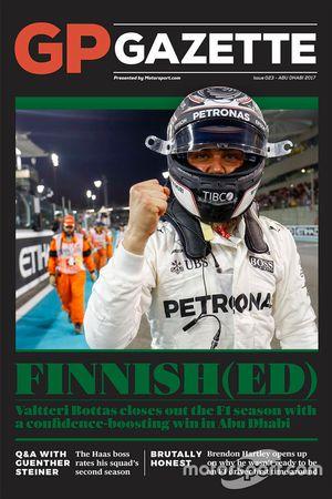 GP Gazette 023 Abu Dhabi GP cover