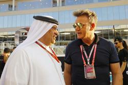 Sheikh Mohammed bin Essa Al Khalifa, Gordon Ramsay