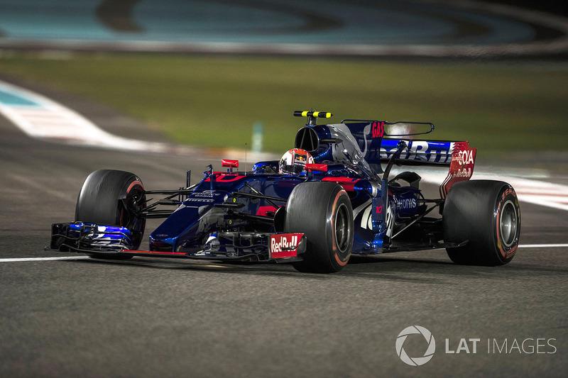 16. Пьер Гасли, Toro Rosso
