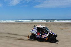 #375 Jaton Racing Team Yamaha: José Luis González, Ariel Jatón
