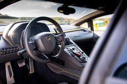 Lamborghini Aventador S, abitacolo