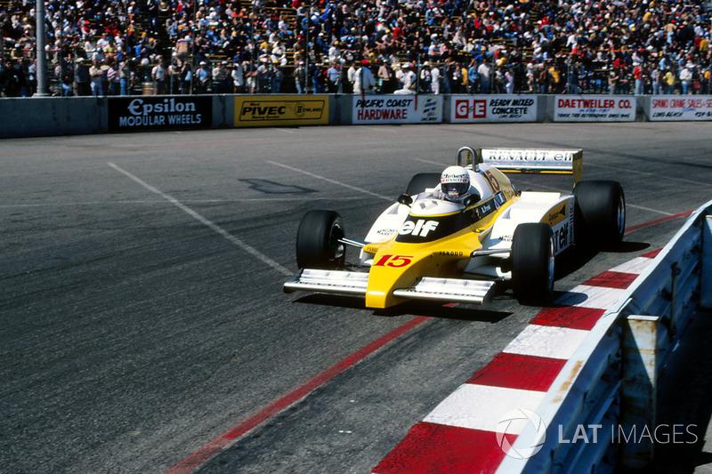 1981: Renault RE20B