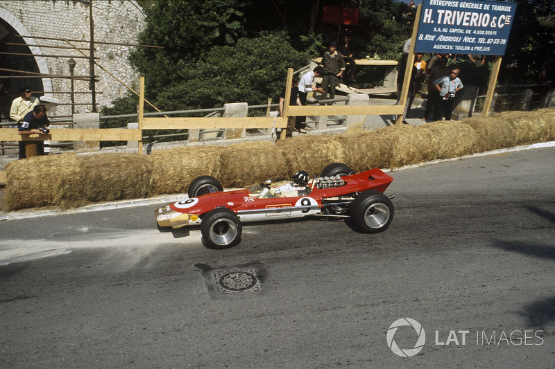 Graham Hill, Lotus 49B