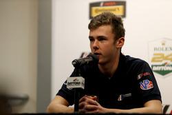 #23 United Autosports Ligier LMP2: Phil Hanson