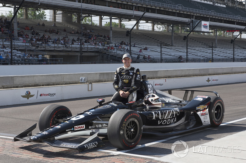 1. Ed Carpenter, Ed Carpenter Racing, Chevrolet