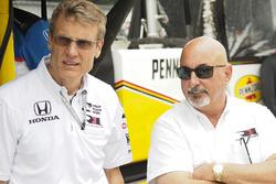 Рикардо Нолт и Бобби Рейхол, Rahal Letterman Lanigan Racing Honda