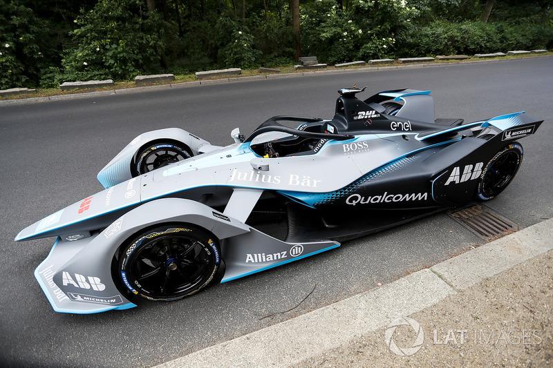 The Gen2 Formula E Car